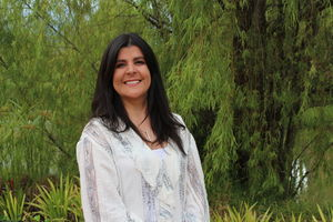Profesora investigadora Ángela María Trujillo