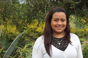 Fisioterapeuta Natalia Orjuela, Facultad de Enfermería y Rehabilitación