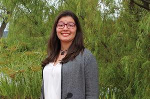Profesora Laura Camila Sarmiento