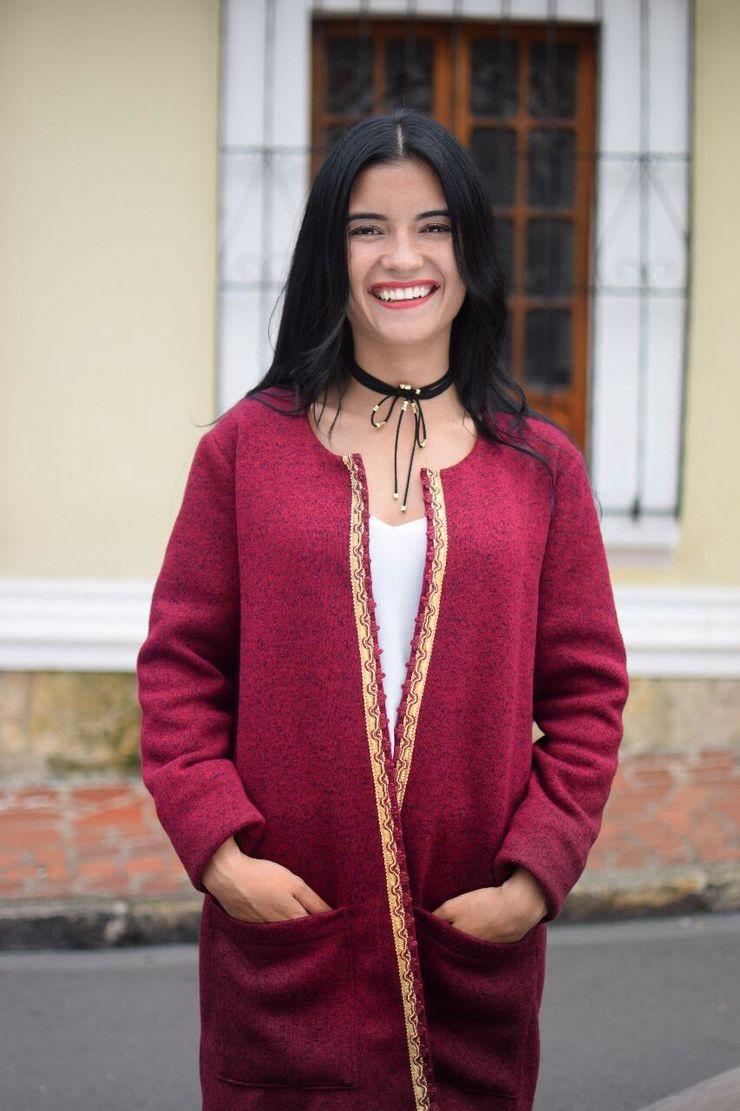 Isabella Jiménez, graduada del programa de Fisioterapia y dueña de Tikún Physiotherapy & Aesthetic.