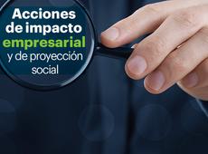 Acciones de impacto empresarial Forum Universidad de La Sabana