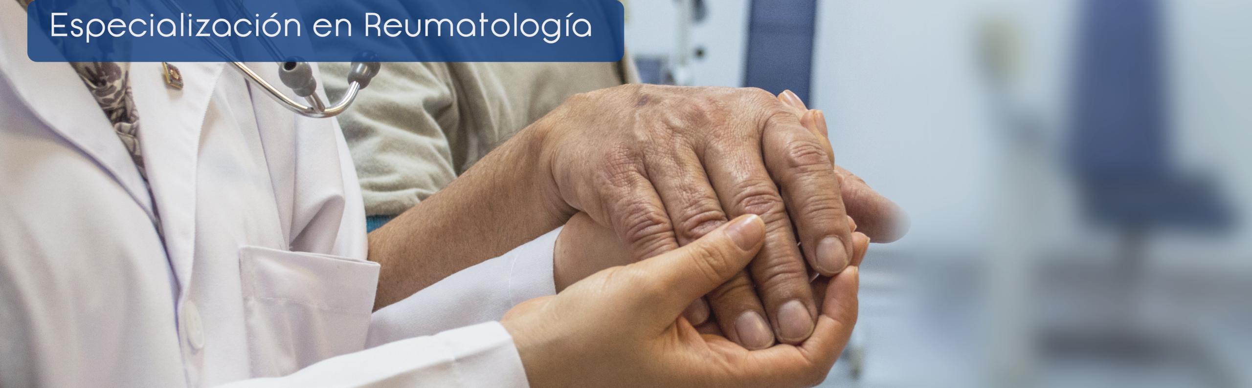 Especialización en Reumatología