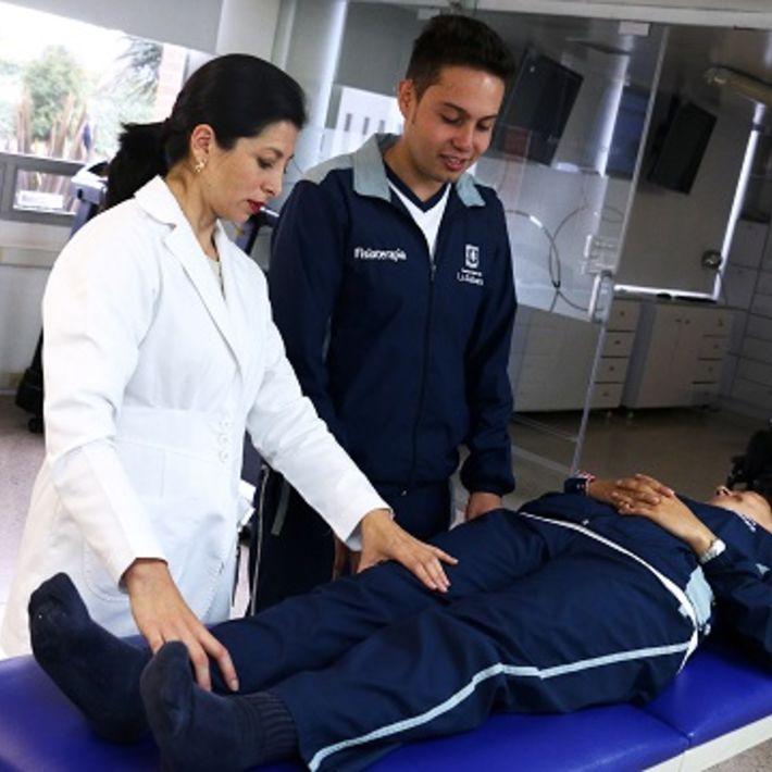 Carrera de Fisioterapia