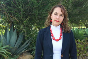 Profesora Luz Mireya Cortés Urquijo