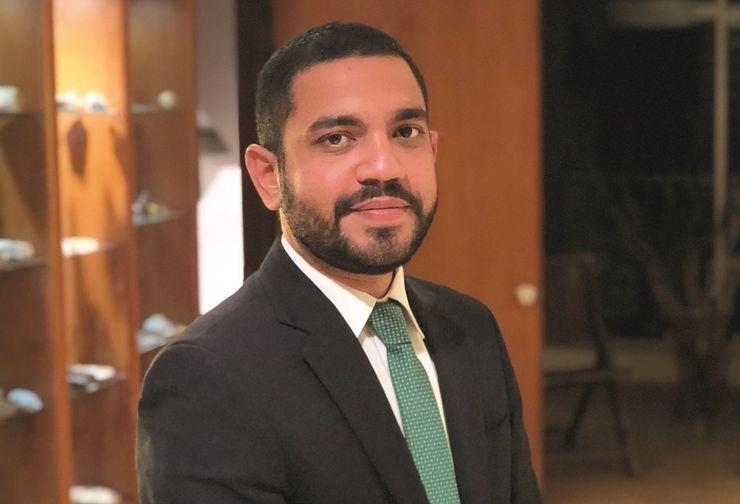 Augusto Garrido, profesor de la facultad de Ingeniería, Universidad de La Sabana