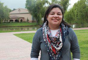 Tania Chinchilla. Profesora de Enfermería. Facultad de Enfermería y Rehabilitación