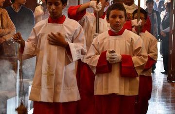 La universidad en imágenes capellania confirmaciones 5 unisabana