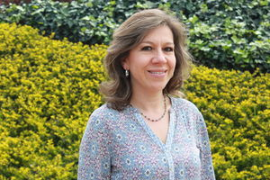 Martha Lucía Acosta Otálora. Profesora Fisioterapeuta. Universidad de La Sabana