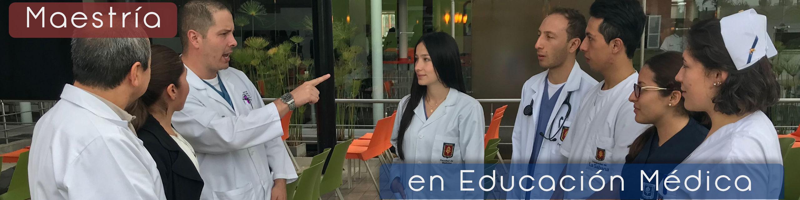 Maestría en Educación Médica