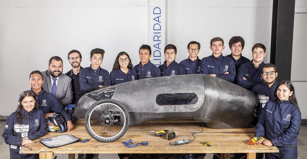 """El equipo de la Facultad de Ingeniería se prepara para participar en la """"Shell Eco-marathon Americas"""""""