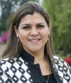Rosa Elena Criollo Directora de Estudio