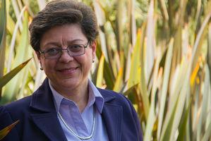 Beatriz Sánchez. Profesora de Enfermería. Facultad de Enfermería y Rehabilitación