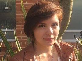 Catalina Castañeda. Estudiante de Fisioterapia de La Sabana