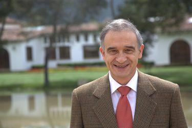 Manuel Pareja, profesor de la Facultad de Comunicación