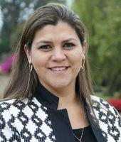 Rosa Elena Criollo Cortés. Directora de Estudiantes. Facultad de Enfermería y Rehabilitación