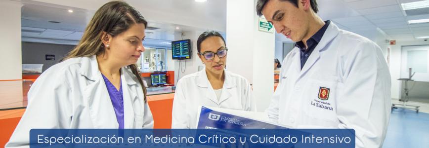 Especialización en Medicina Crítica y Cuidado Intensivo