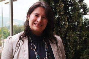 Fisioterapeuta Diana Angarita. Profesora Universidad de La Sabana
