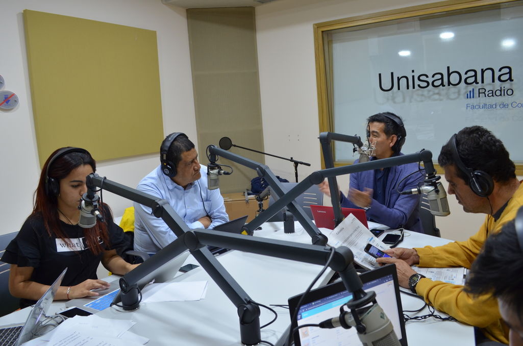 Unisabana Medios codo a codo con los grandes medios de Colombia