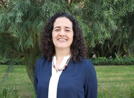 Angélica María Ospina Romero. Profesora de Enfermería. Facultad de Enfermería y Rehabilitación