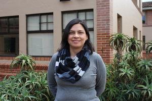 Profesora Lina Trigos