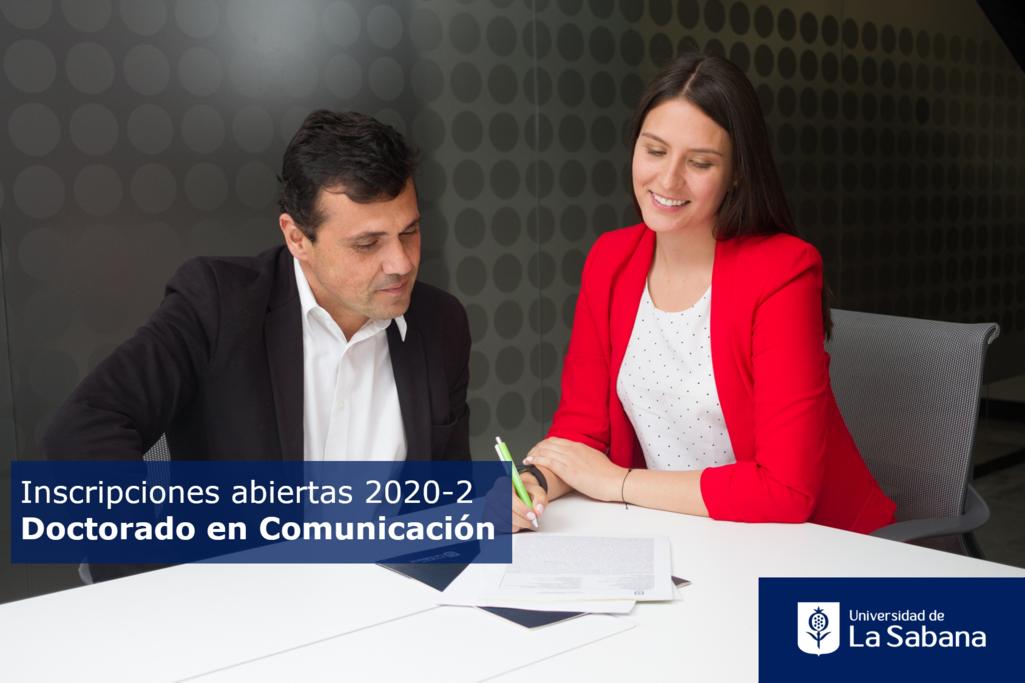 Doctorado en Comunicación
