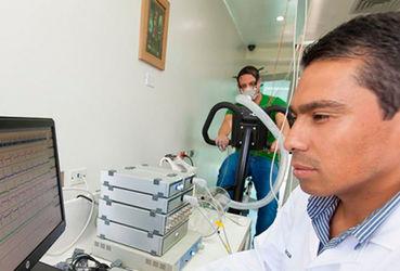 Laboratorio Electrofisiología