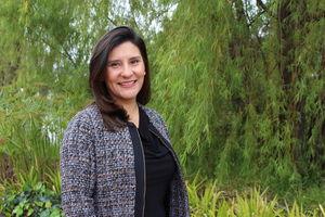 Directora de programa María Carolina Chona