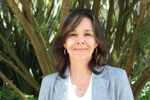 Profesora de Fisioterapia, Ana María Silva Artunduaga