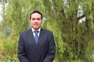 Profesor Fernando Riveros