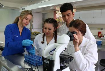 Laboratorio Biociencia