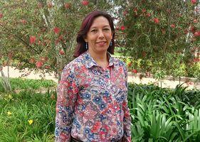 Profesora Andrea Milena Garcia