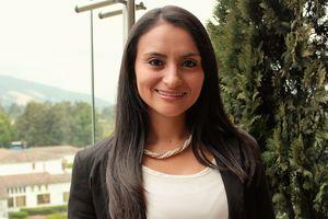Fisioterapeuta Leydy Soche Monsalve. Profesora Universidad de La Sabana