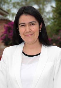 Alejandra Fuentes Ramírez. Jefe de Departamento. Facultad de Enfermería y Rehabilitación
