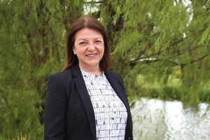 Jefe administrativa Sonia Cediel
