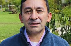 William Miguel Pedraza Donoso, mesero de Alimentos y Bebidas de la Universidad de La Sabana