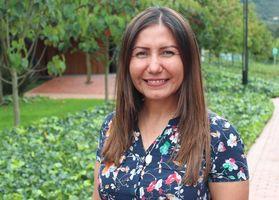 Fisioterapeuta María Claudia Uribe, Facultad de Enfermería y Rehabilitación