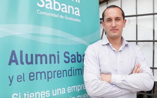 menu superior perfiles Alumni emprendimiento foto unisabana