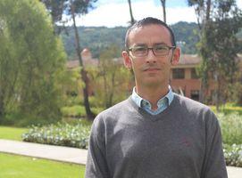Fisioterapeuta César Niño Hernández. Profesor Universidad de La Sabana