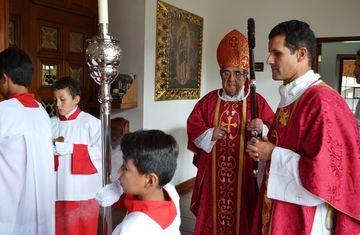 La universidad en imágenes capellania confirmaciones 4 unisabana