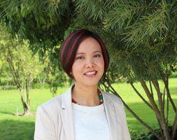 Maryory Guevara. Profesora de Enfermería. Facultad de Enfermería y Rehabilitación