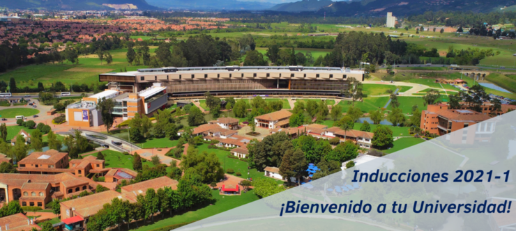 Jornada de inducciones 2021-1 Universidad de La Sabana