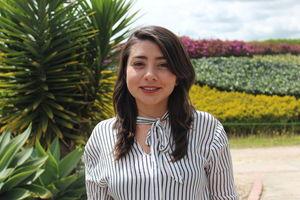 Fisioterapeuta Indira Rodriguez Prieto. Profesora Universidad de La Sabana