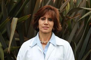 Olga Laverde Contreras. Profesora de Enfermería. Facultad de Enfermería y Rehabilitación