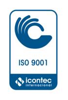 Logo ISO 9001 acreditacion