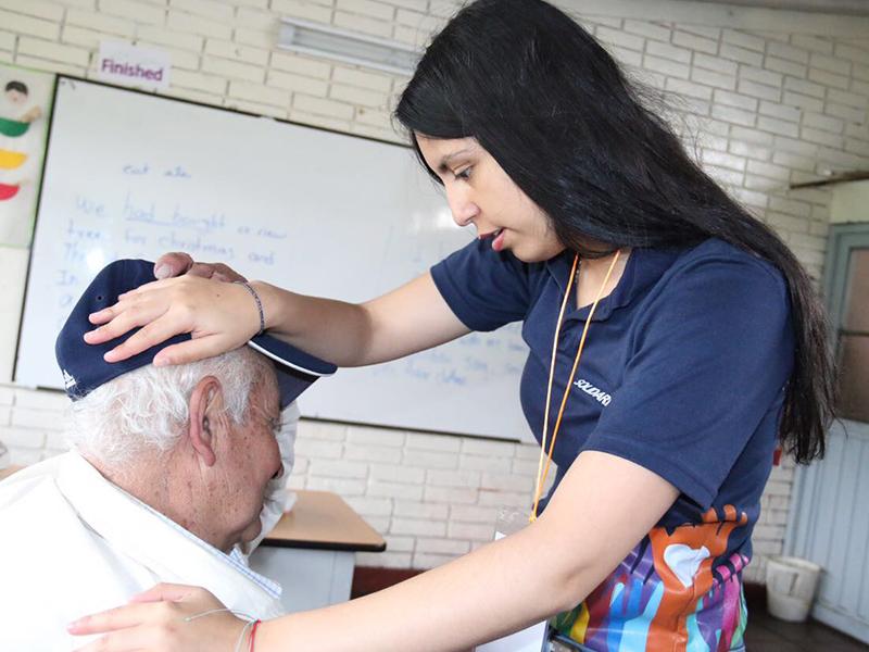 atención médica, misión Cogua
