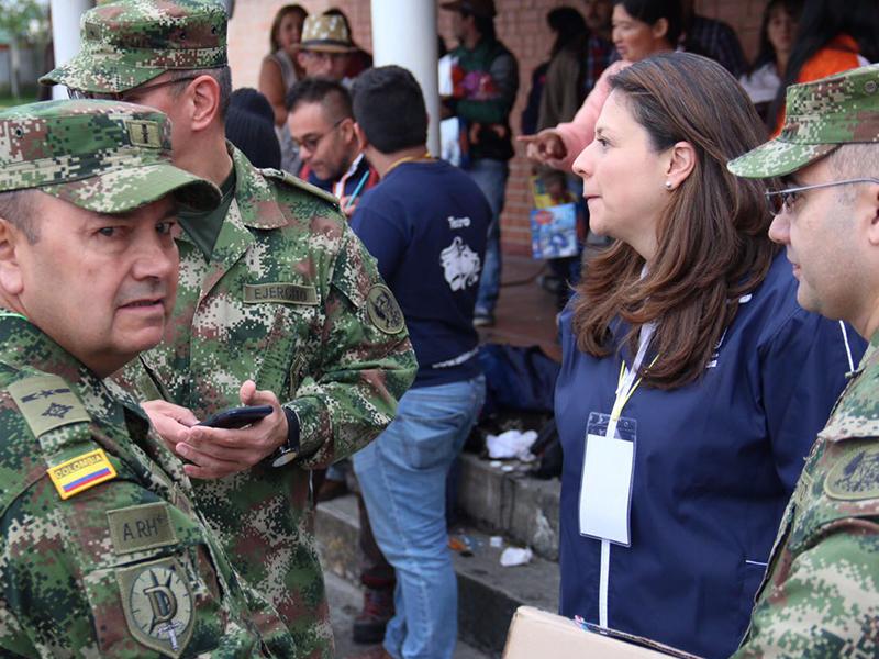 Misión Sabana Cogua,Bienestar Universitario