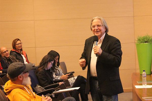 Conferencia:Enseñar o el oficio de aprender realizada en la VII Semana de Inmersión Tecnológica