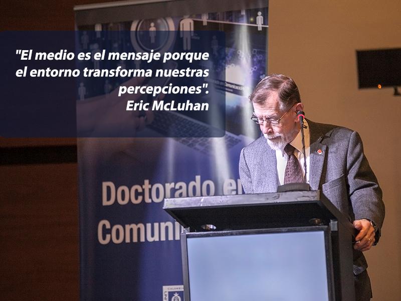 Dr. Eric McLuhan