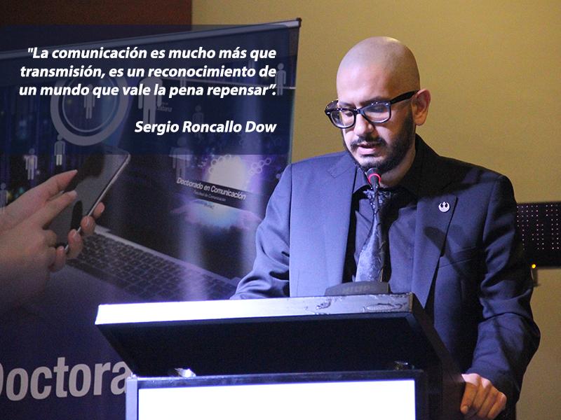 """La comunicación es mucho más que transmisión, es un reconocimiento de un mundo que vale la pena repensar"""""""