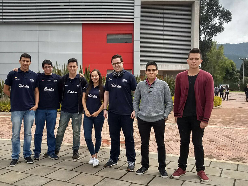Sabana by blue hack  Hackaton Unisabana 2017